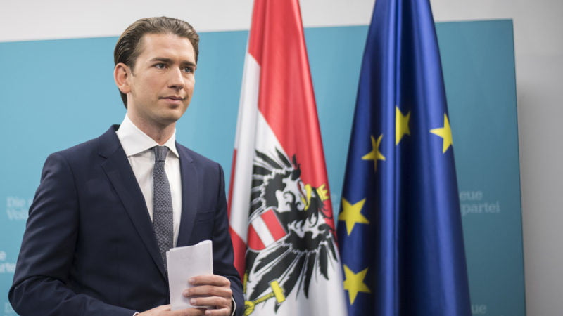 Kurz bets on the Greens to negotiate a government coalition in Austria