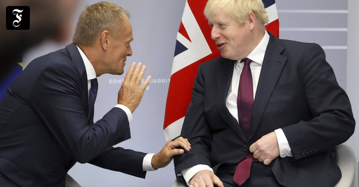 "London assumes that the Brexit agreement is ""basically impossible"" after a call between Johnson and Merkel"