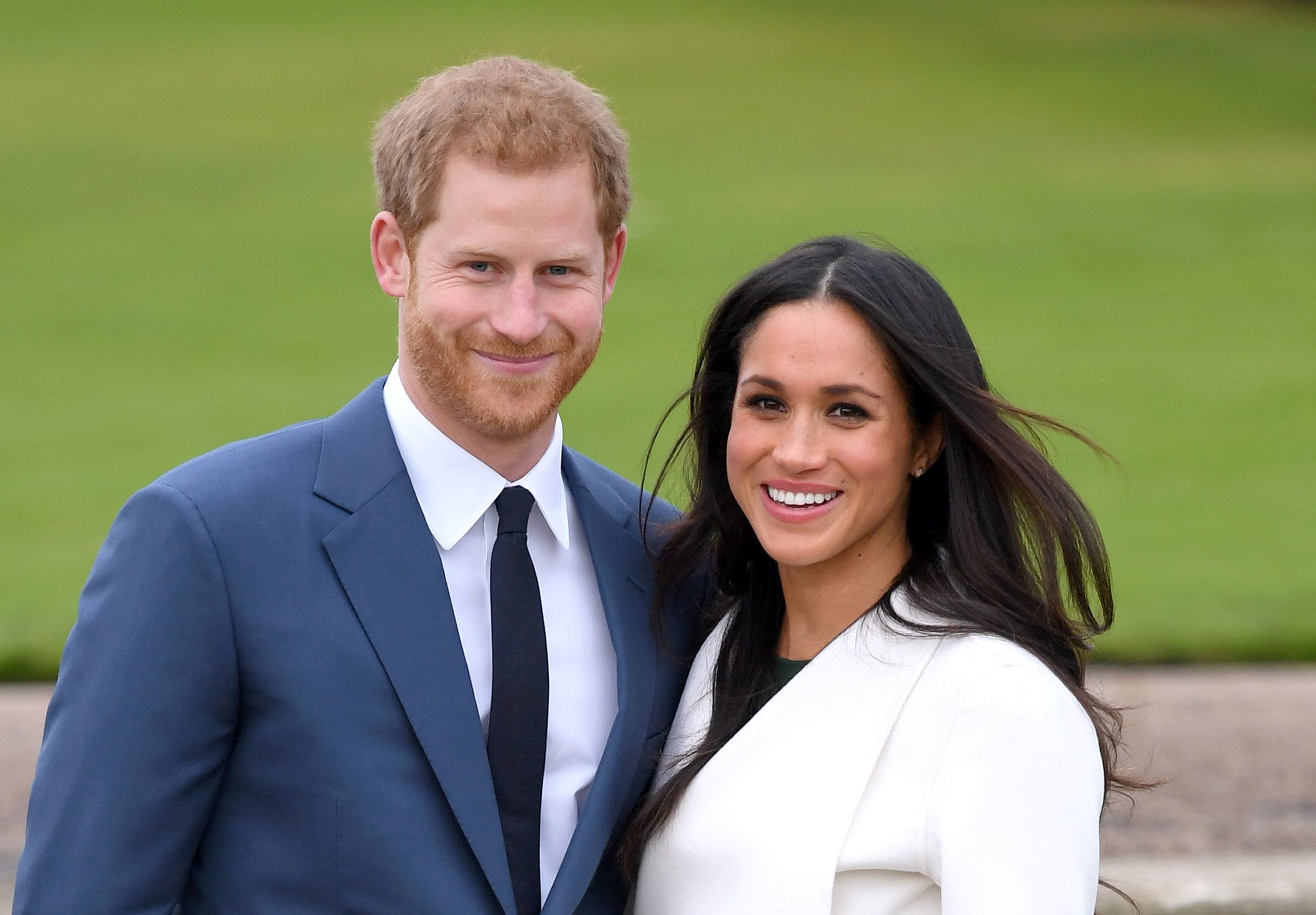 Meghan Markle confirms her dad won't walk her down the aisle