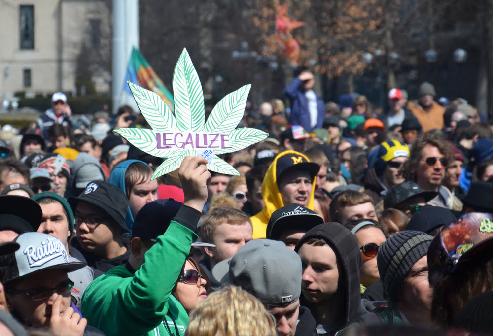 Movement to Legalize Drug Use Gains in a Former Soviet Republic