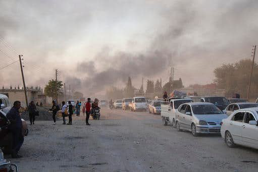 MSF suspends most of its activities in northeastern Syria due to the unpredictable situation
