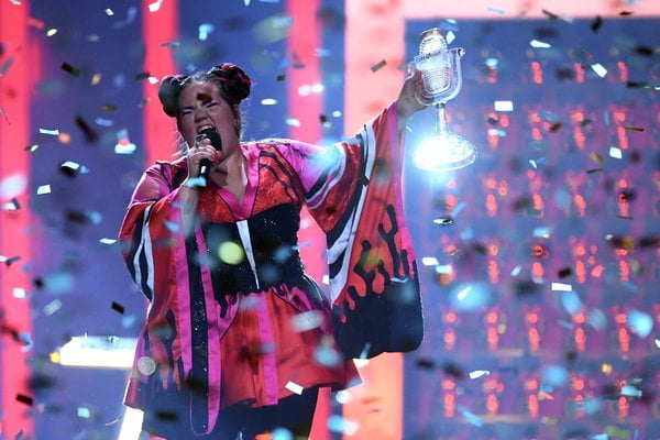'Next Year in Jerusalem!' In Israel, Eurovision Win Is Seen as a Diplomatic Victory, Too