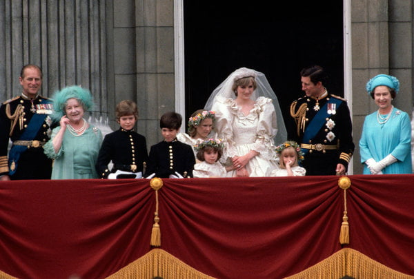 Of Crowns and Rings: Images of Royal Weddings Over a Century
