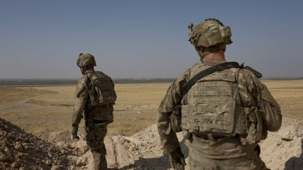 Pentagon chief confirms that the US will not send troops to patrol the safe zone under international control