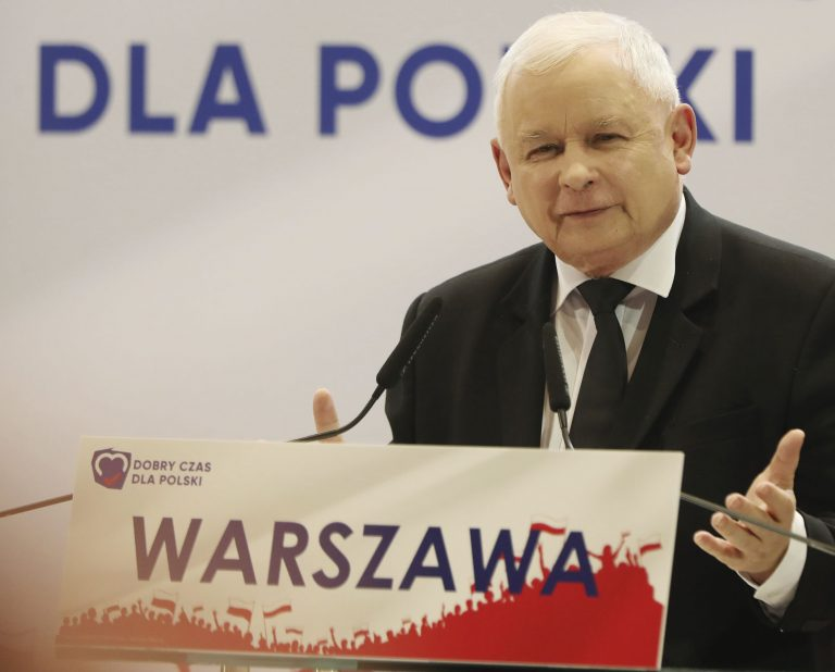 Poland's government party wins Sunday's legislative margin by a wide margin