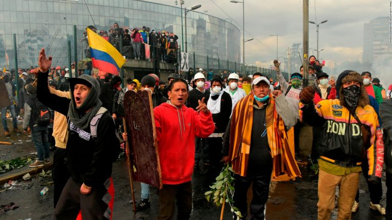Postponed session of dialogue between Government and indigenous people scheduled for Tuesday in Ecuador