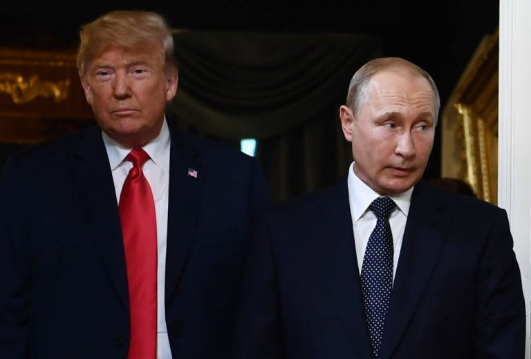 Putin says he has no problem publishing his talks with Trump