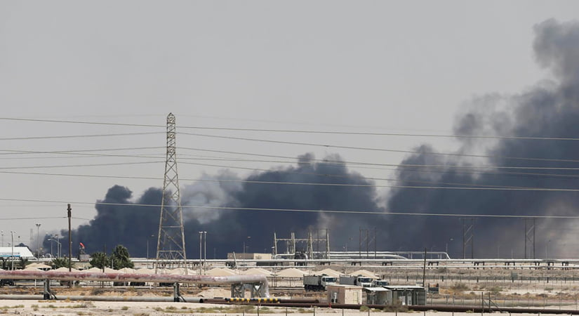 Saudi Arabia recovered the level of oil production eleven days after the refinery attacks