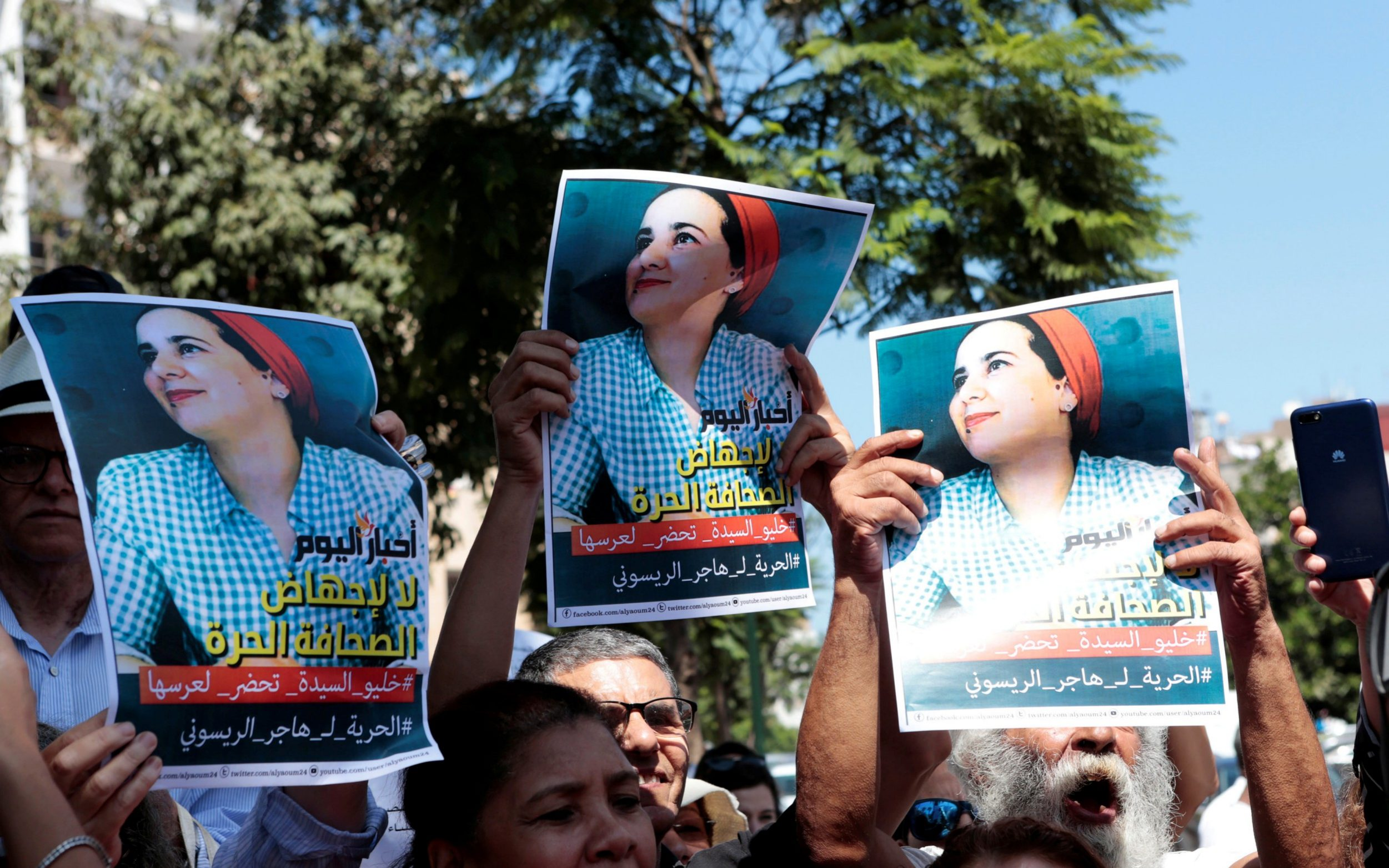 Sentenced to one year in prison a Moroccan journalist for abortion and extramarital affairs