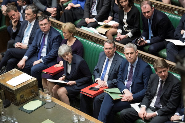 The British Government confirms that it will propose Monday to vote the law of Brexit in the Commons