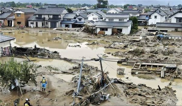 The death toll rises to 74 due to the passage of typhoon 'Hagibis' through Japan