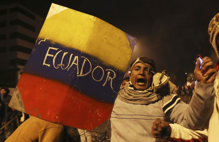 The Ecuadorian Prosecutor's Office raises 260 prosecutors for protests