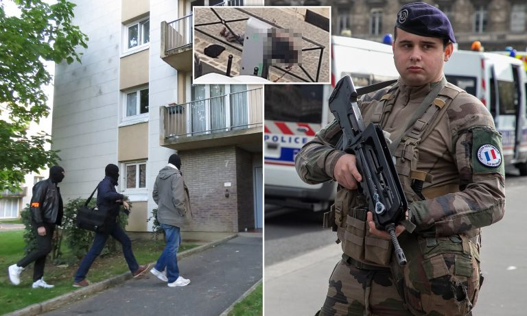 The investigation finds evidence of radicalization in the author of the attack on the Paris Police Prefecture