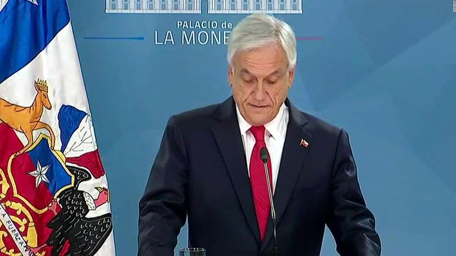 The new Piñera Government offers another round of talks to the parties to overcome the crisis