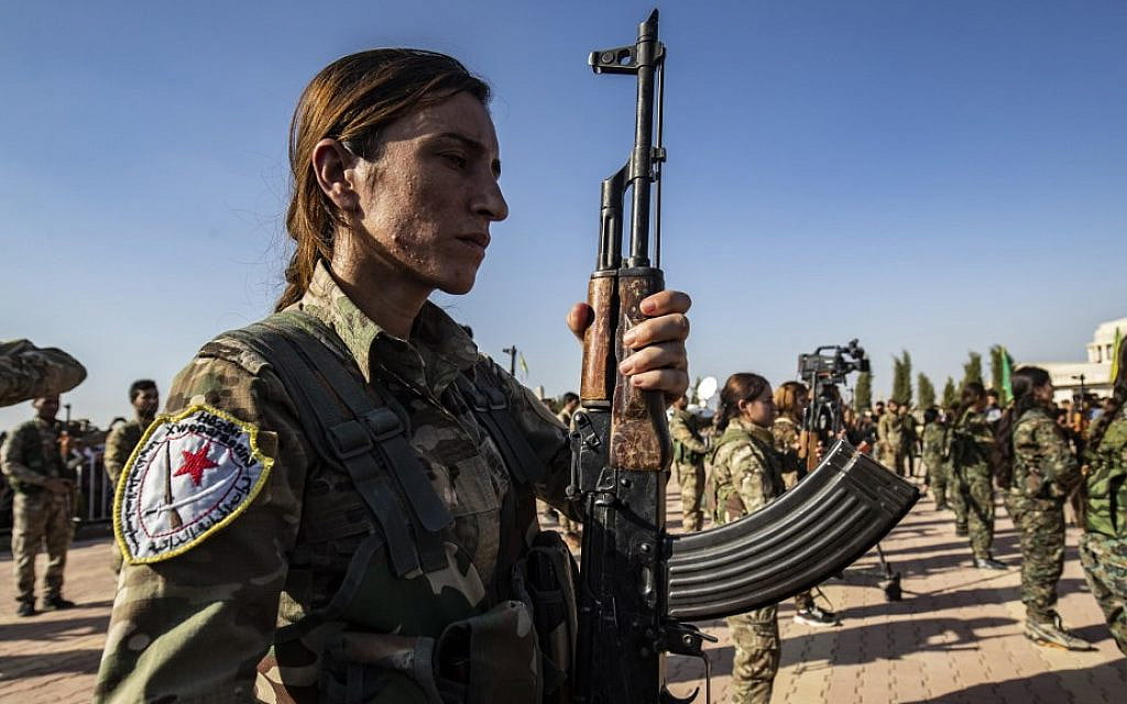 The Syrian Government and the Kurds agree to deploy the Army in Kobani and Manbij to curb Turkey's attacks