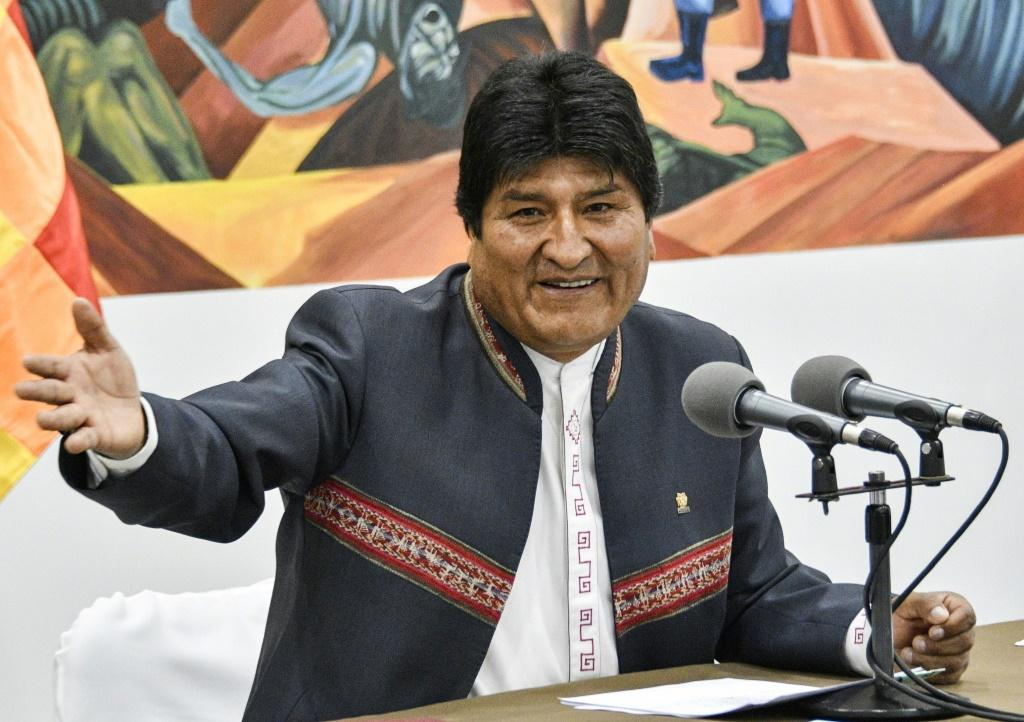 The TSE of Bolivia, willing to undergo any audit on the scrutiny of the presidential
