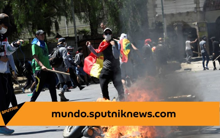 """The UN urgently calls for """"pacification"""" in Bolivia"""