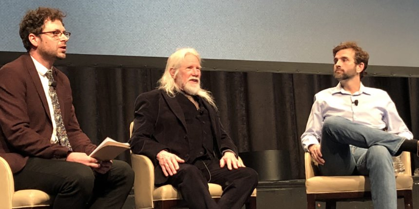 Whitfield Diffie Talks Cryptography 'Resurgence' and Blockchain