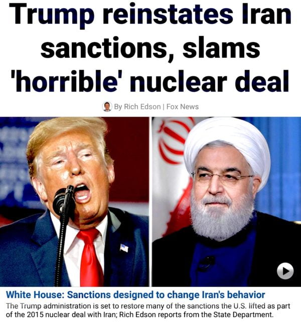 """Zarif says that Iran """"has run out of patience"""" in the face of the inaction of European countries in the nuclear agreement"""
