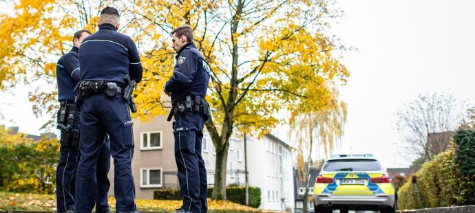 A 15-year-old teenager arrested in Germany for allegedly killing her step-brother 3