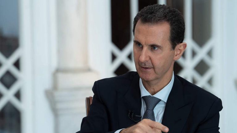 Al Assad says there will be elections in Syria in 2021 and that anyone can stand for them