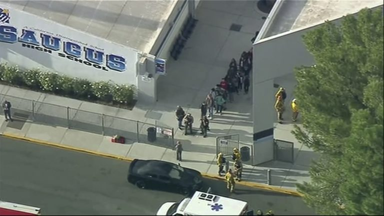 At least seven injured by a shooting at an institute near Los Angeles