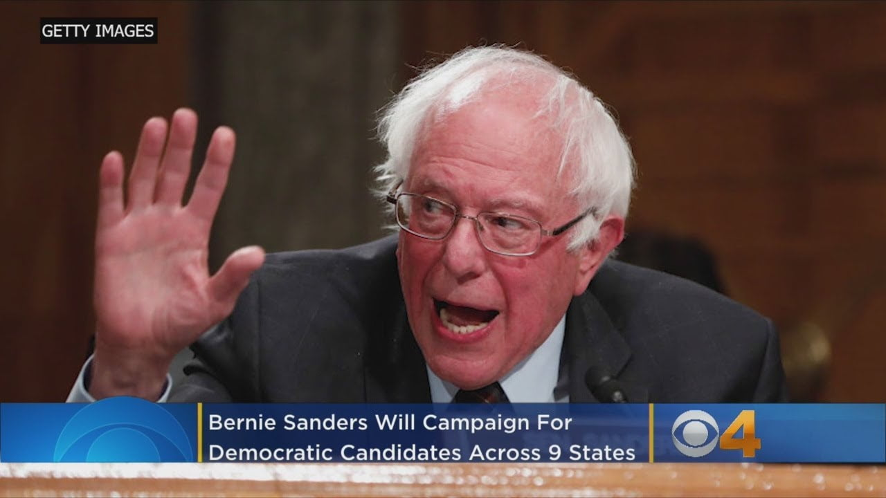 """Bernie Sanders calls the """"coup d'etat"""" the situation in Bolivia and recognizes Morales's """"good work"""""""