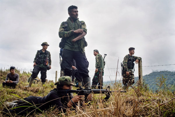 Colombia, between optimism and violence three years after the peace agreement with the FARC
