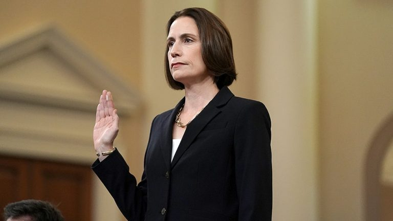 "Fiona Hill accuses Republicans of spreading a ""fictional narrative"" about Ukrainian damage to the US"