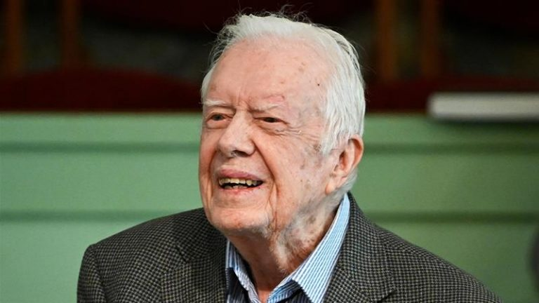 Former US President Jimmy Carter will undergo a surgical operation after several falls
