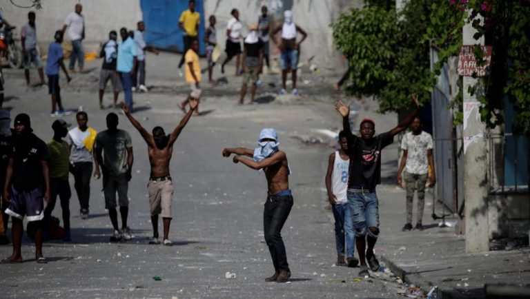 Humanitarian assistance in Haiti, collateral victim of protests
