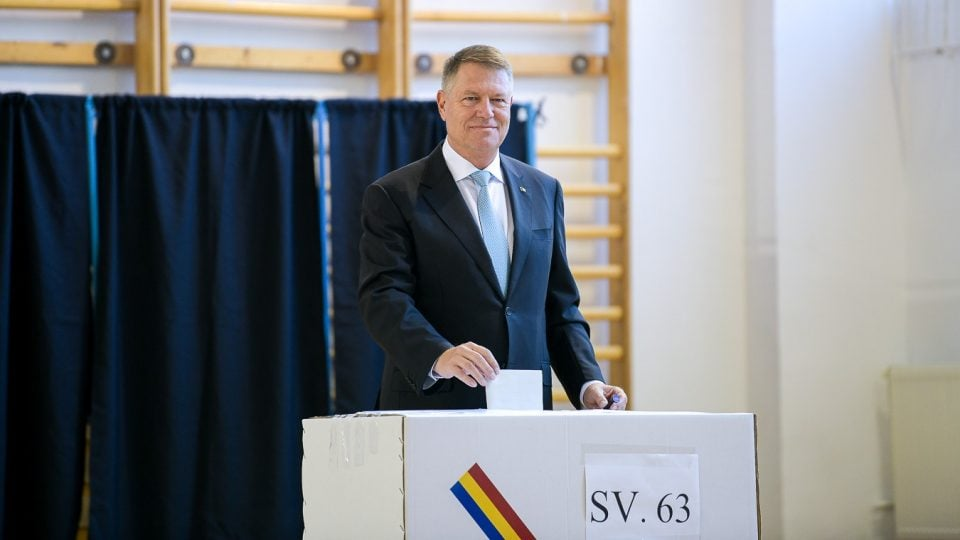 Iohannis and Dancila will compete for the Presidency of Romania in the second round, according to the ballot box