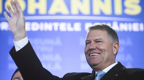 Iohannis takes a second term after winning the presidential elections in Romania, according to polls