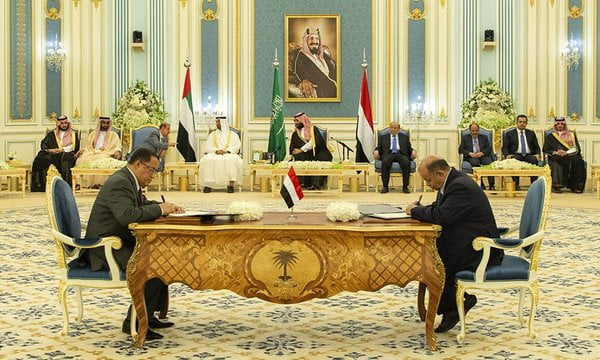 Iran rules out that the agreement between the government and the separatists resolves the conflict in Yemen
