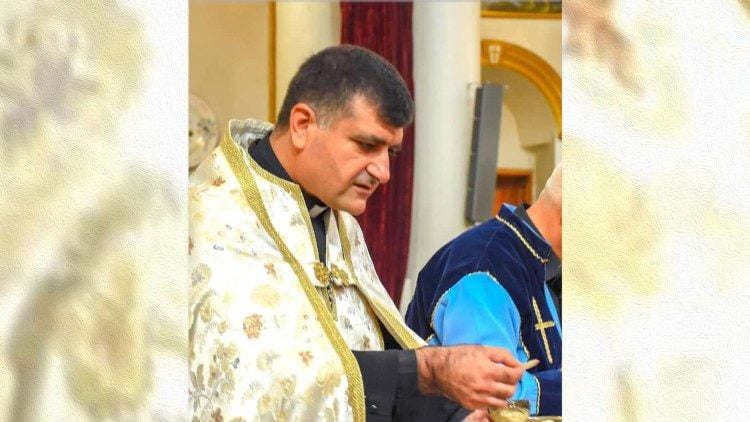 Islamic State murders in the northeast of Syria a priest of the Armenian Catholic Church and his father