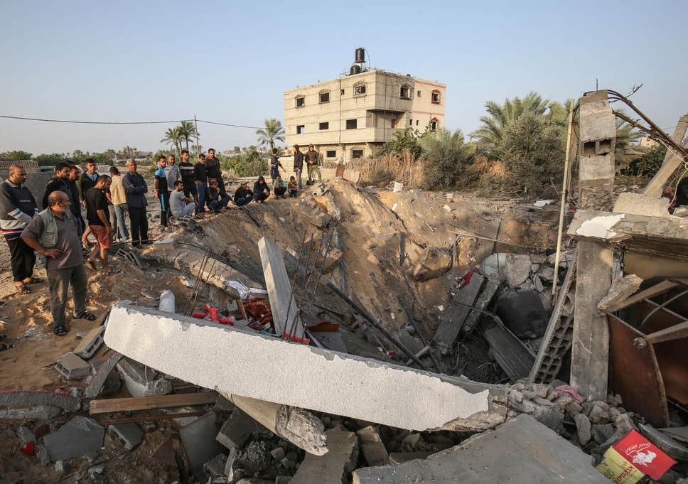 Israel and Islamic Jihad agree to cease fire after two days of fighting