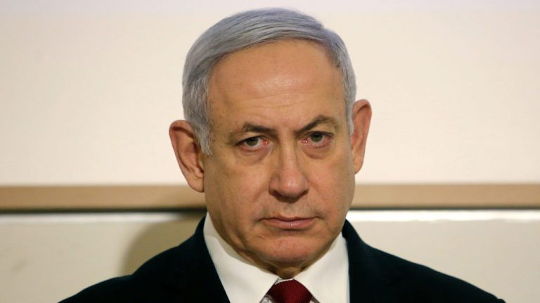 Israel's attorney general charges Netanyahu for corruption