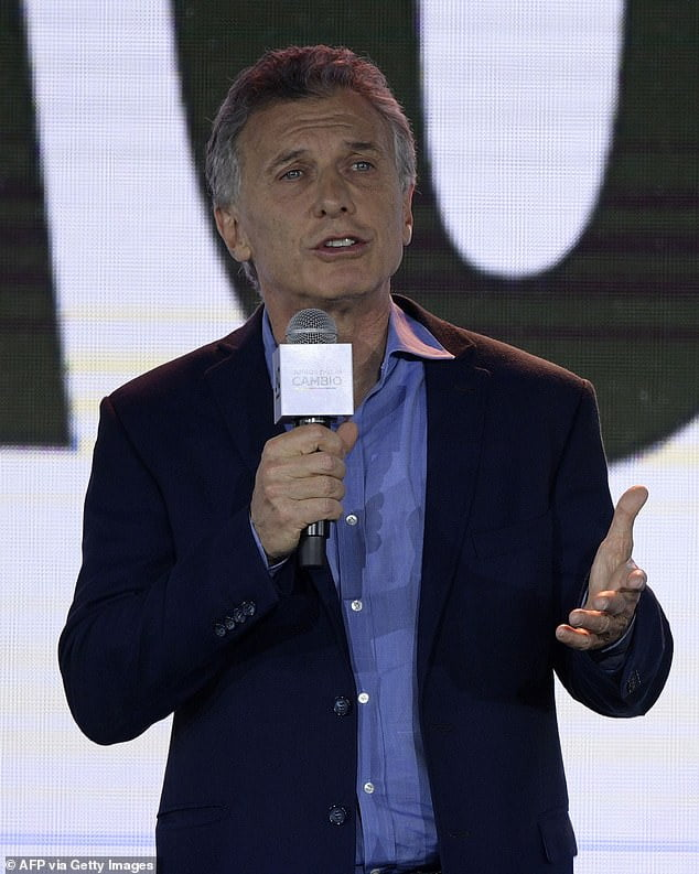 Macri and Fernández agree that the power transfer ceremony be held at the Argentine Congress