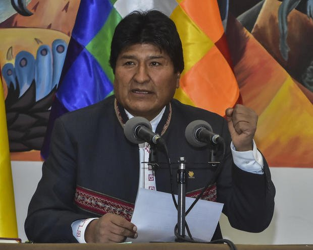Mexico offers asylum to Evo Morales and welcomes 20 personalities in the diplomatic delegation in La Paz