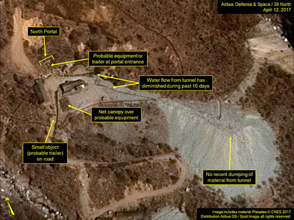 North Korea Invites World to Watch the Closing of Nuclear Test Site