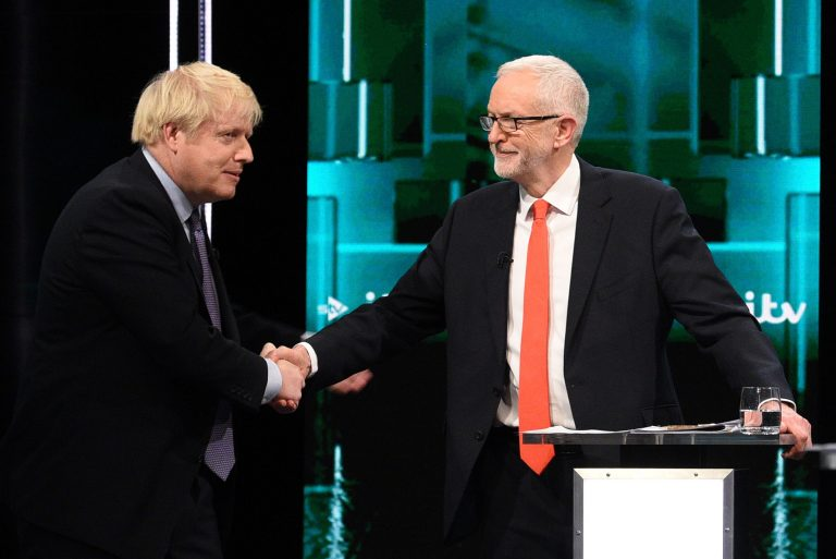 The Boris Johnson party leads the Labor Party by at least 15 points
