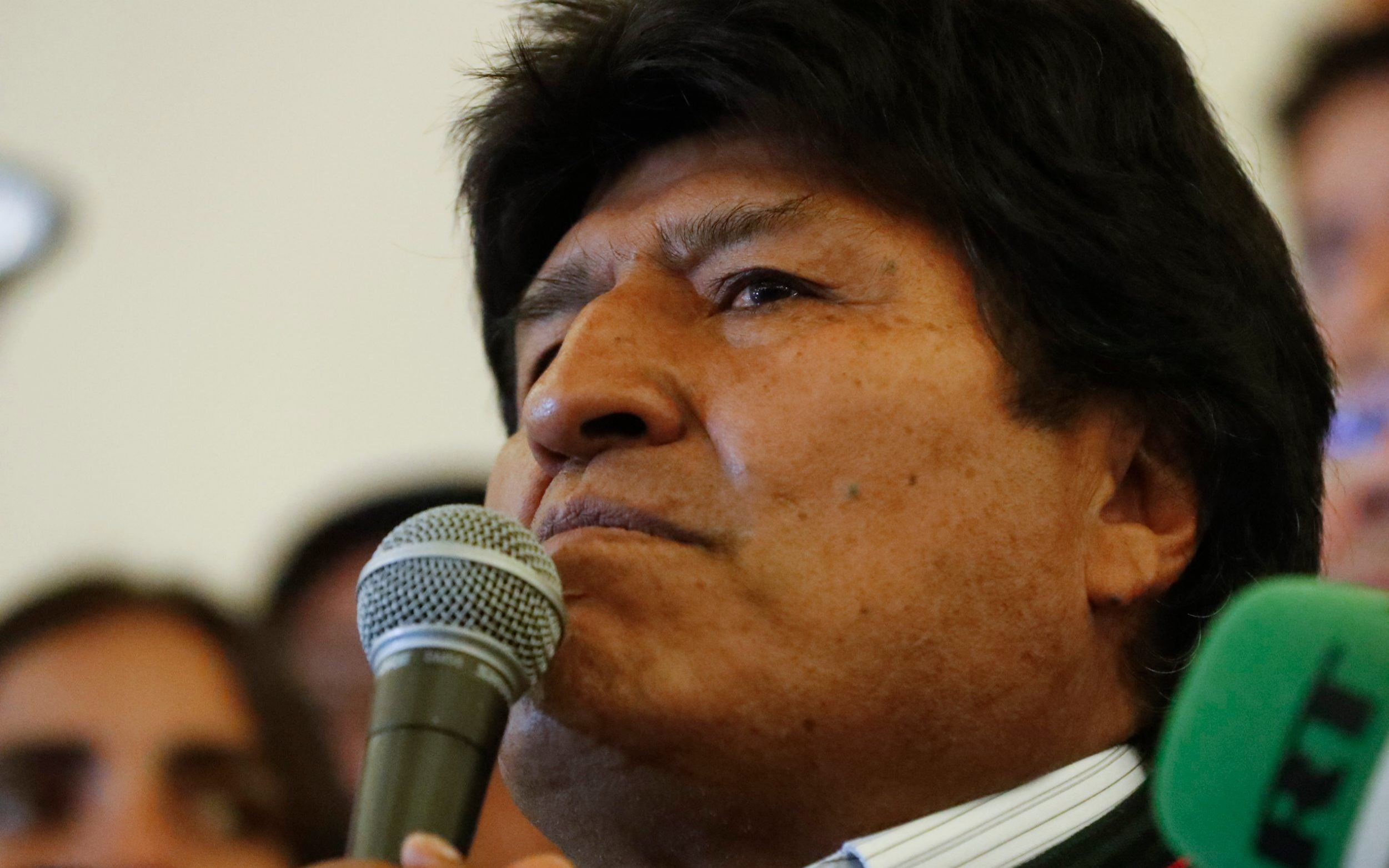 """The complicated """"journey"""" of Morales to leave Bolivia bound for Mexico"""