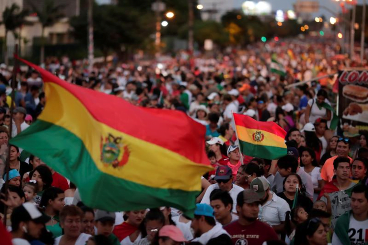 """The Government of Bolivia ensures that the opposition will have """"response"""" to the letter requesting the resignation of Morales"""