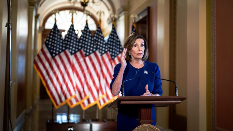 The House of Representatives lays the foundations of the 'impeachment' against Trump