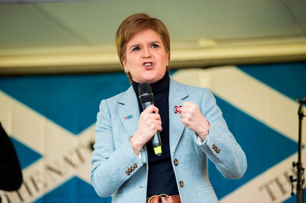 The leader of Scotland will request permission for a new referendum before Christmas
