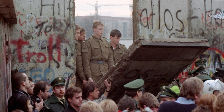 The mistake that led to the fall of the Berlin Wall