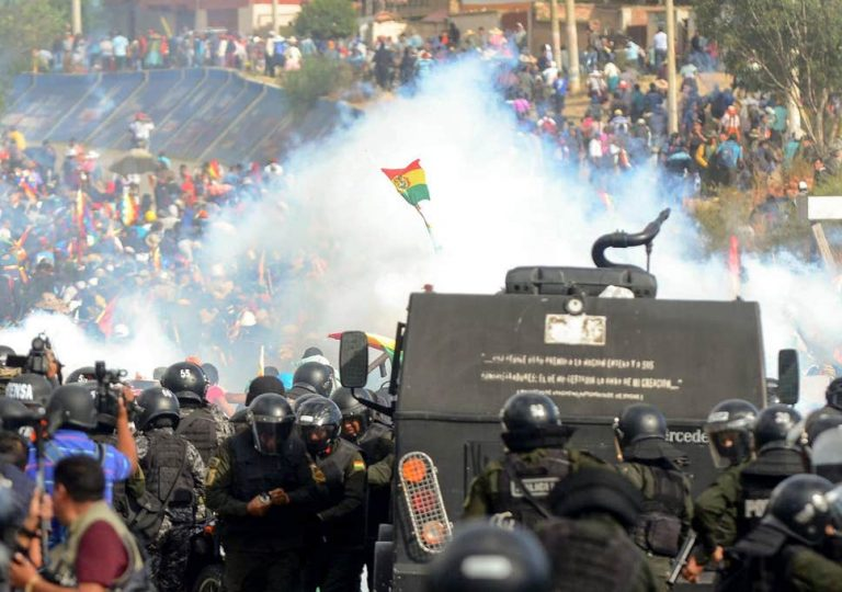 The Ombudsman of Bolivia places 32 people killed by violence since the beginning of the crisis
