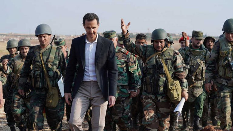 The Syrian Army announces the taking of several locations in the province of Idlib