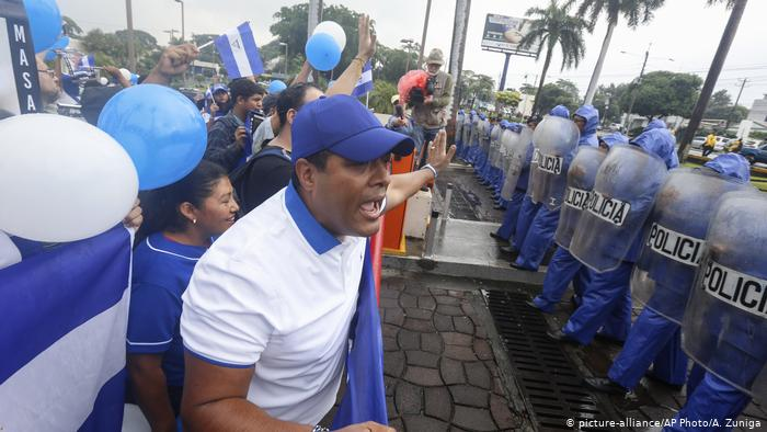 """The UN warns of """"a renewed attempt to quell dissent"""" in Nicaragua"""