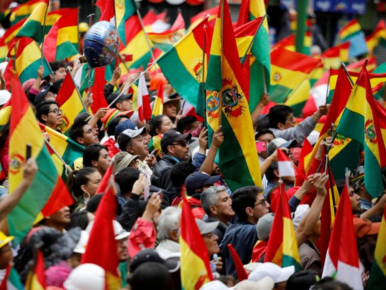 """The Venezuelan opposition calls for new mobilizations to """"achieve what happened in Bolivia"""""""
